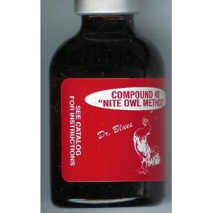 Compuesto de 40 (Nite Owl Método)